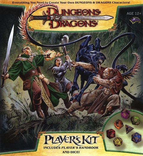 Gaming Stag: Playing D&D without a party – Crit For Brains