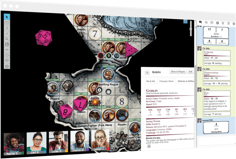 How to turn your in-person D&D game into an online game due to coronavirus - Crit For Brains