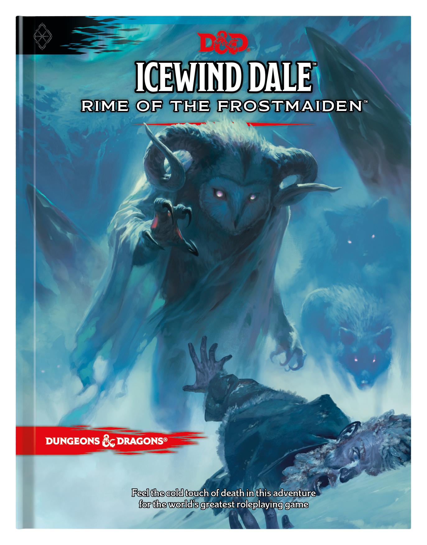 Cover art of Icewind Dale: Rime of the Frostmaiden